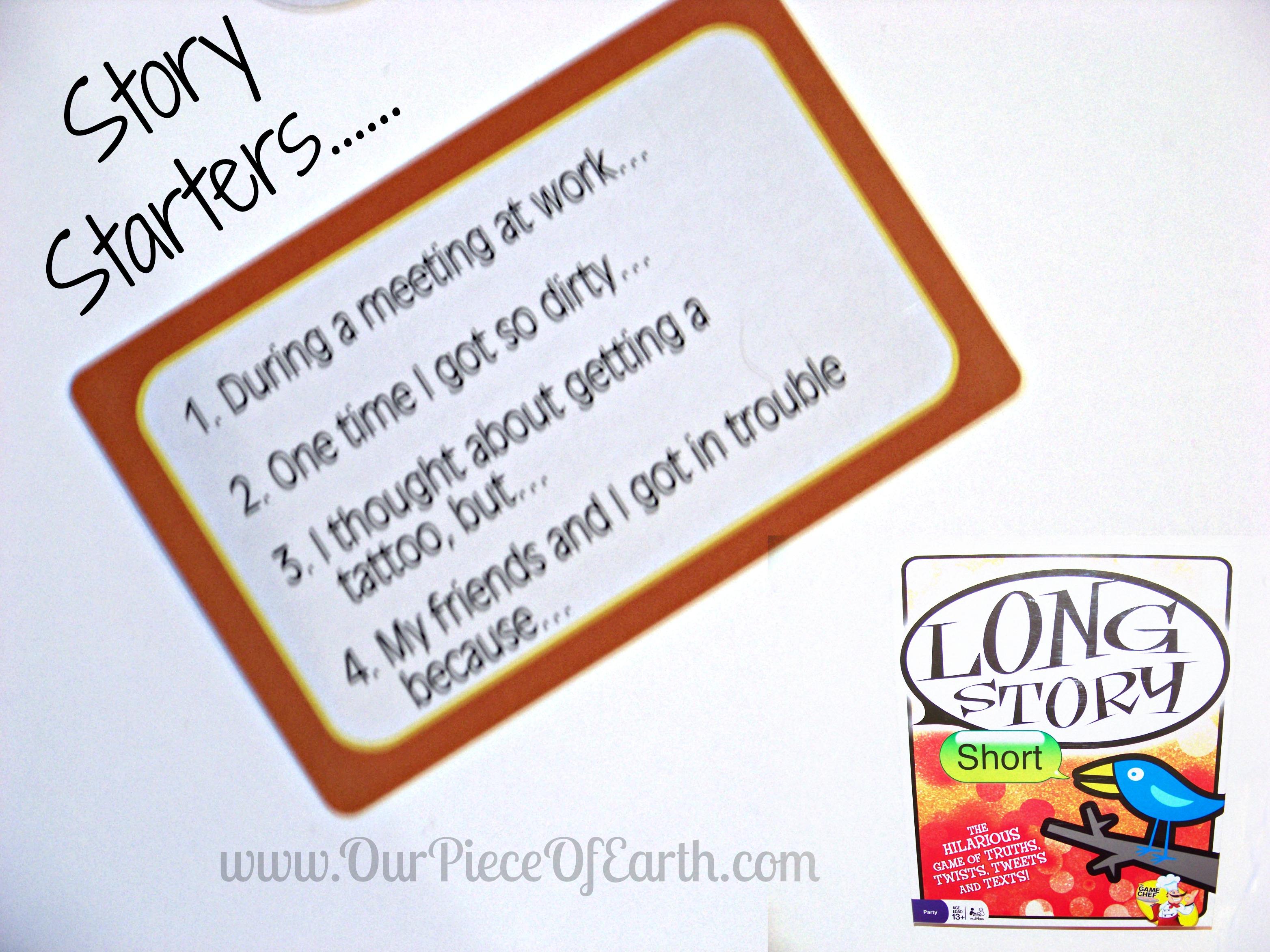 Affordable Long Story Short Family Game Night Meets Social Media Our Piece Earth Long Story Short Bermuda Long Story Short Idiom inspiration Long Story Short