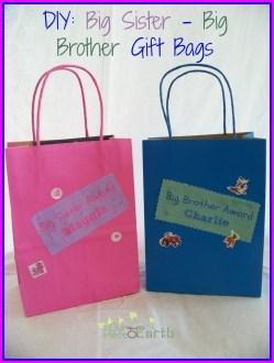 Enticing Bror 2018 Gifts Bror On His Wedding Day Earth Gifts Diy Big Sister Big Bror Gift Bags Big Sister Big Bror Gift Bags Our Piece