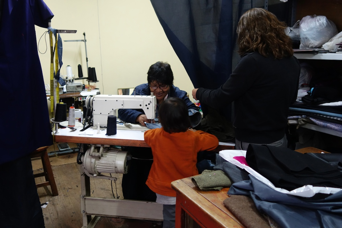 We even found a tailor to fix a few things including my ten year old jeans.
