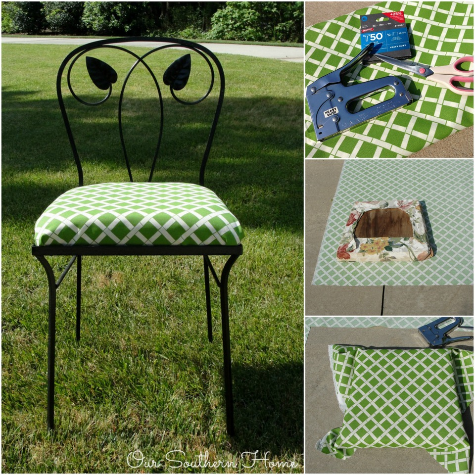 Patio Furniture Southern New Jersey: Outdoor Fabric Updates
