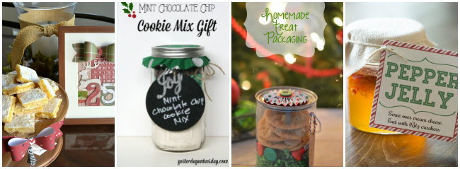 Neighbor Gift Ideas for Christmas time