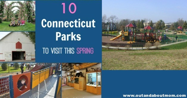10 Connecticut Parks To Visit This Spring