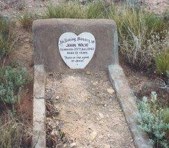 Grave of John Wade
