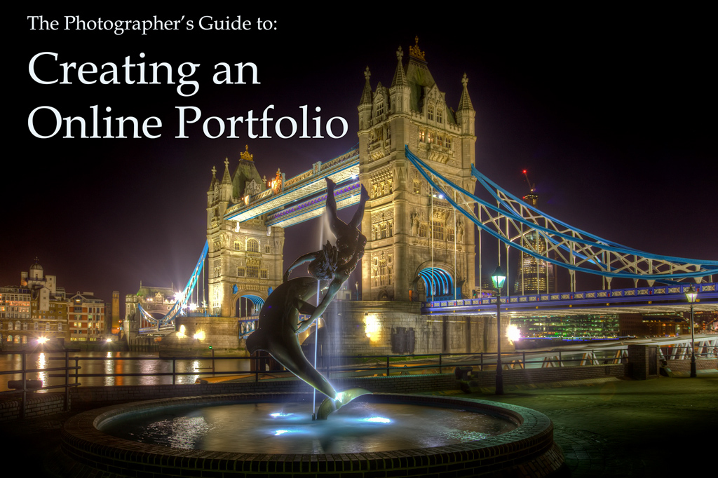 Photographer's Guide to Creating an Online Portfolio