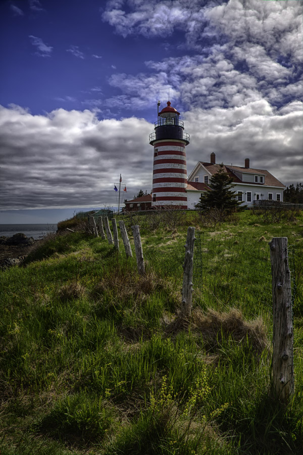 Quoddy Lighthouse - shot at f/16