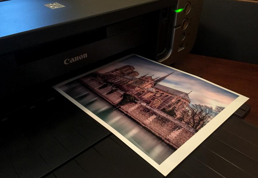 Final print - made using Lightroom Develop module