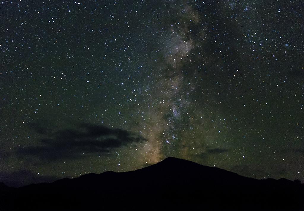 Milky Way at Big Bend, Texas