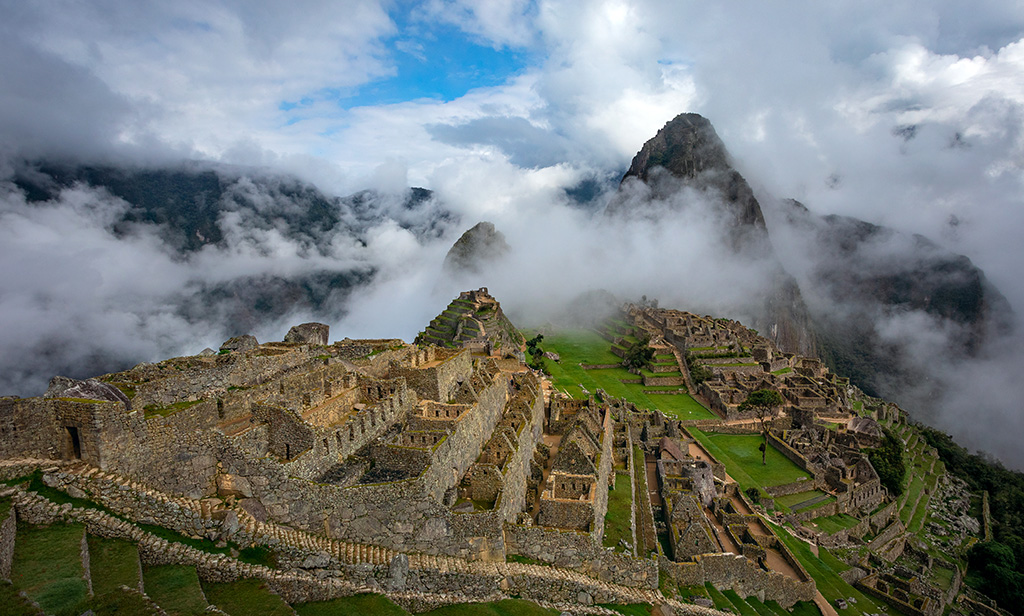 A recent visit to Machu Picchu put my system for traveling to the test. There are extreme baggage limitations and it is quite remote.