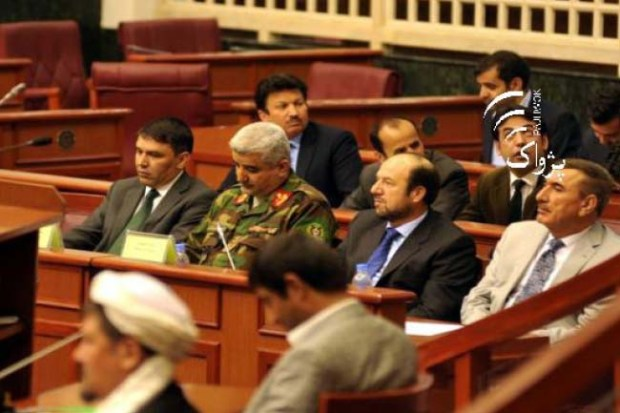 Pakistan Trying to Expand War in Afghanistan: Andarabi