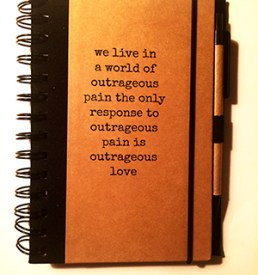 we live in a world journal