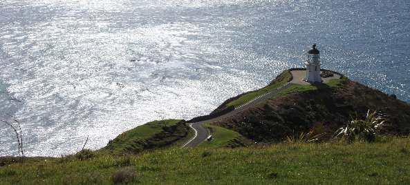 North to Cape Reinga