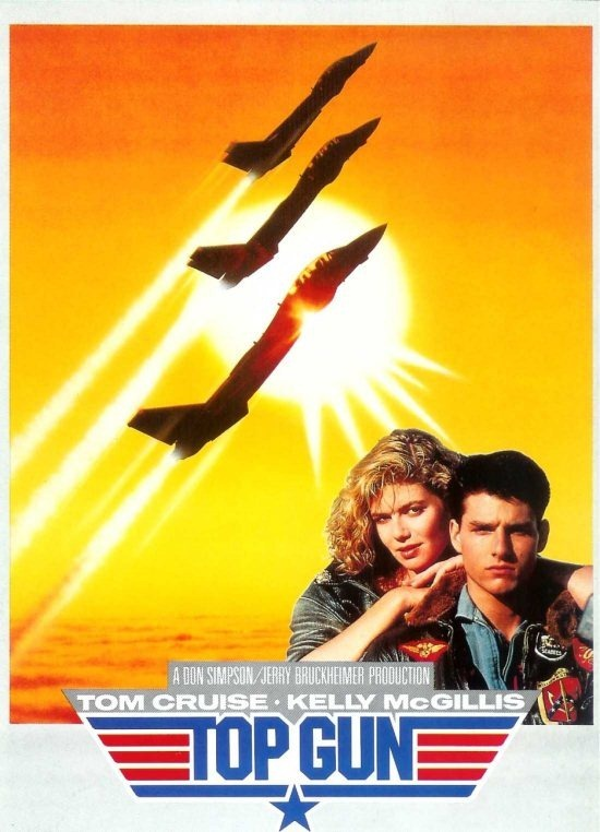top gun poster The Hidden Context in some Great Movies