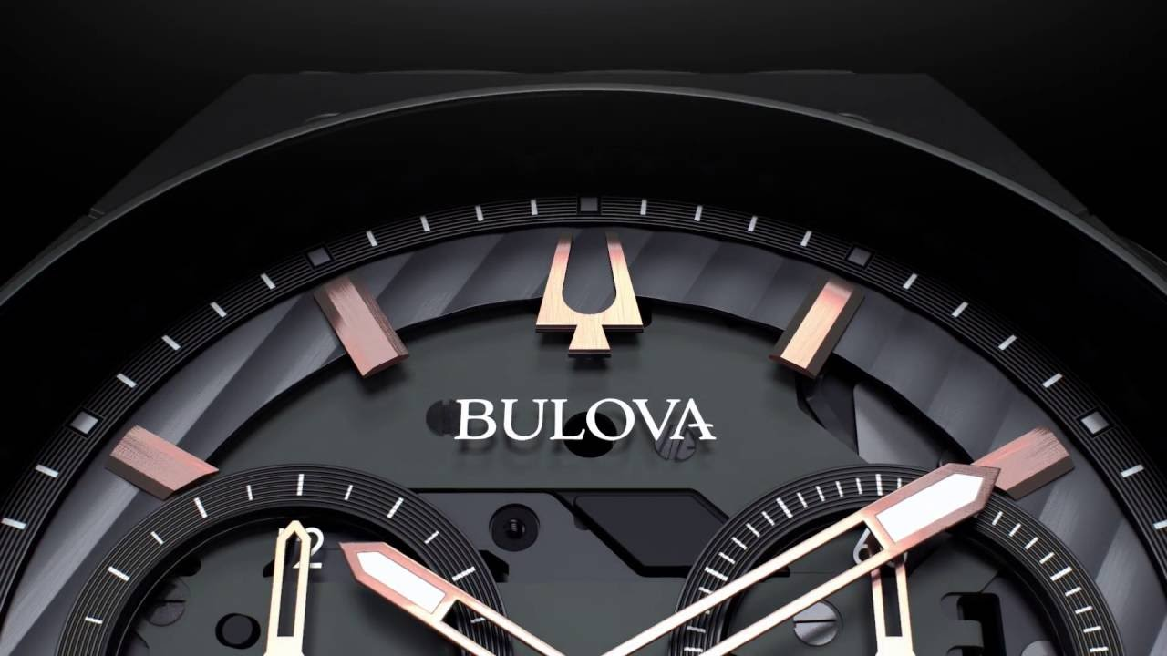 Bulova CURV Chronograph Watch Review @ outsidecontext.com