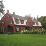FDR's Summer Cottage On Campobello Island, Canada