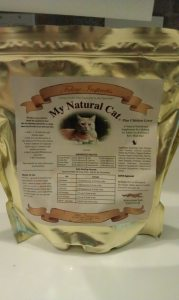 "Feline Instincts ""My Natural Cat"" With Liver Powder Mix"