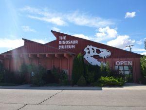 Dinosaur Museum In Blanding, UT