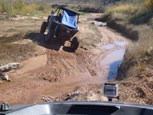 Off-Roading With Friends