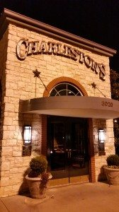 Charleston's Steakhouse In Fort Worth, TX