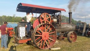 Steam Tractor From 1915