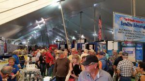 The RV Tent Event In Quartzsite, AZ