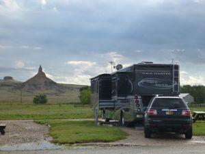 Chimney Rock National Historical Site, Bayard, NE