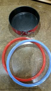 Extra Silicone Seals And Springform Pan