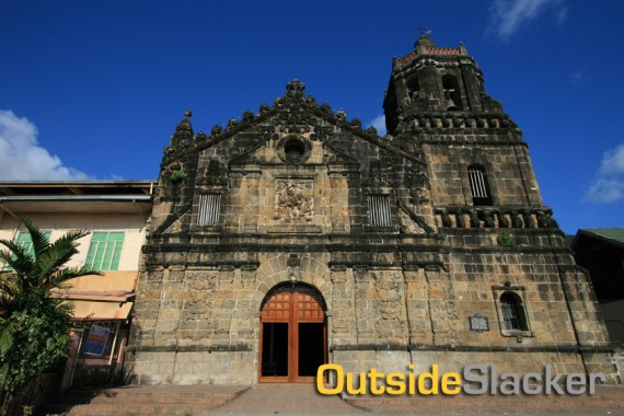 St. James the Apostle Church - Paete, Laguna