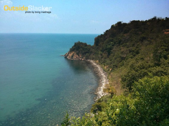 The Cliffs of Corregidor