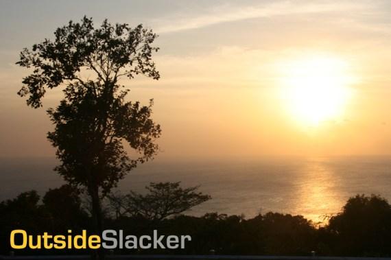 Corregidor Sunset