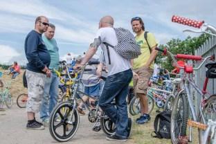 Old_School_BMX at Gosport BMX track 2014