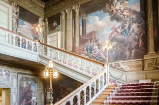 Just finished decoratng the stairs and landing.... Petworth House