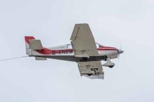 Glider tug Lee Flying Association