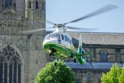 Great North Air Ambulance, Durham City Cathedral
