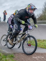 Deep South BMX Racing at Gosport BMX club track