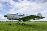 Yakovlev Yak 52 G-RNAC at Solent Airport Daedalus 100 years event