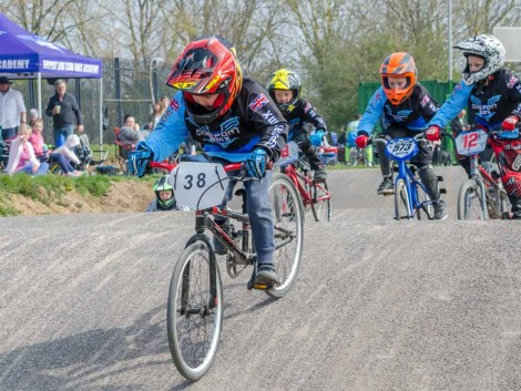 Gosport BMX Club Summer Series 2019