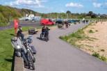 Salterns field promenade