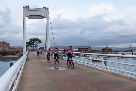 Cycle for Sophie