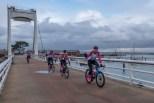 Millennium Bridge in Gosport UK