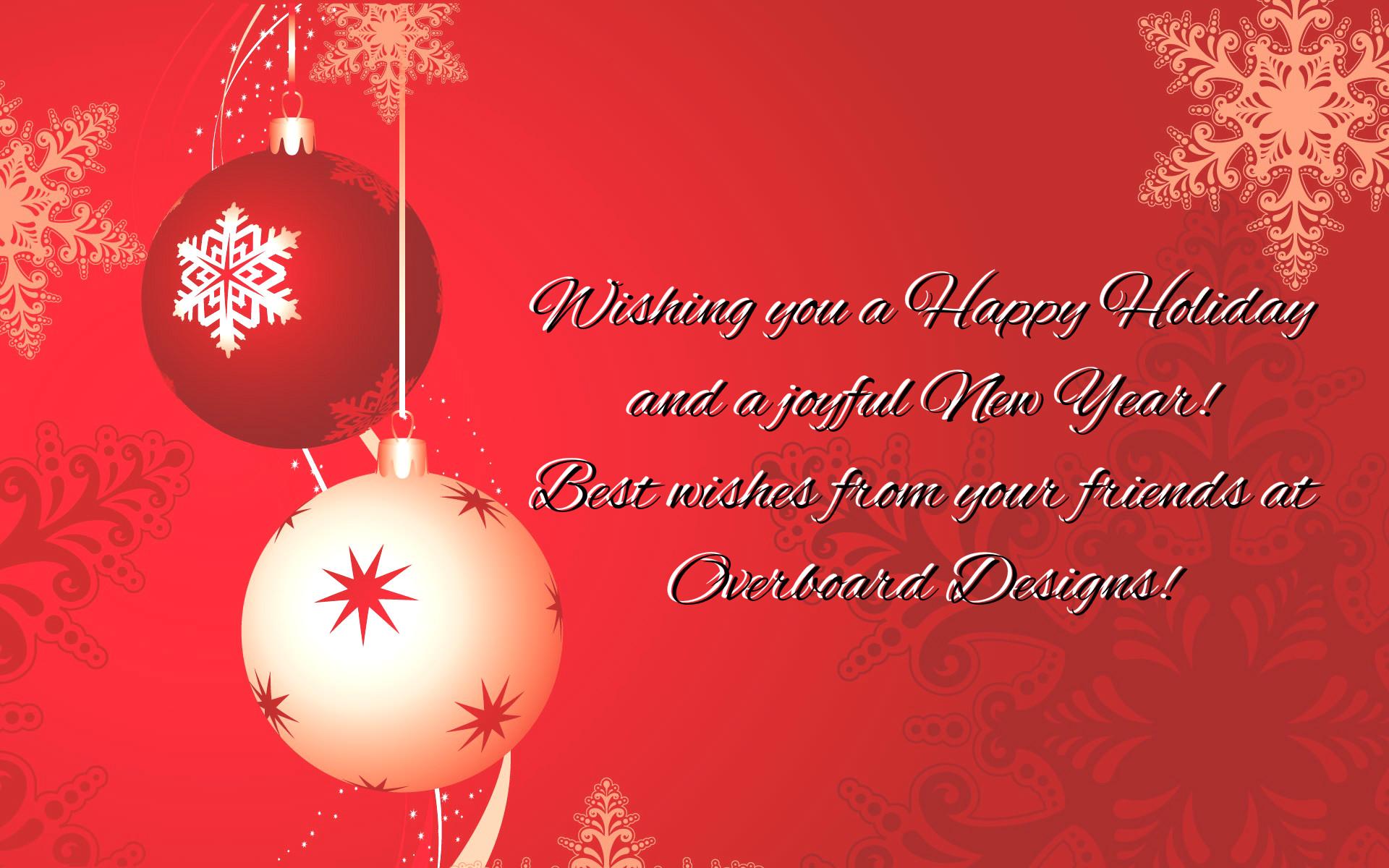 Fullsize Of Happy Holidays Wishes