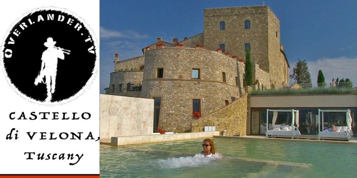 Castello di Velona, Resort, Thermal Spa and Winery