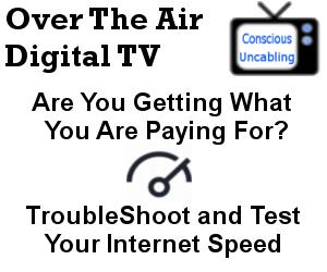 Broadband / Internet Speed Test Tool