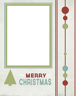 Christmas%2BCard%2B3 Christmas Card Display + 5 Printable Christmas Cards