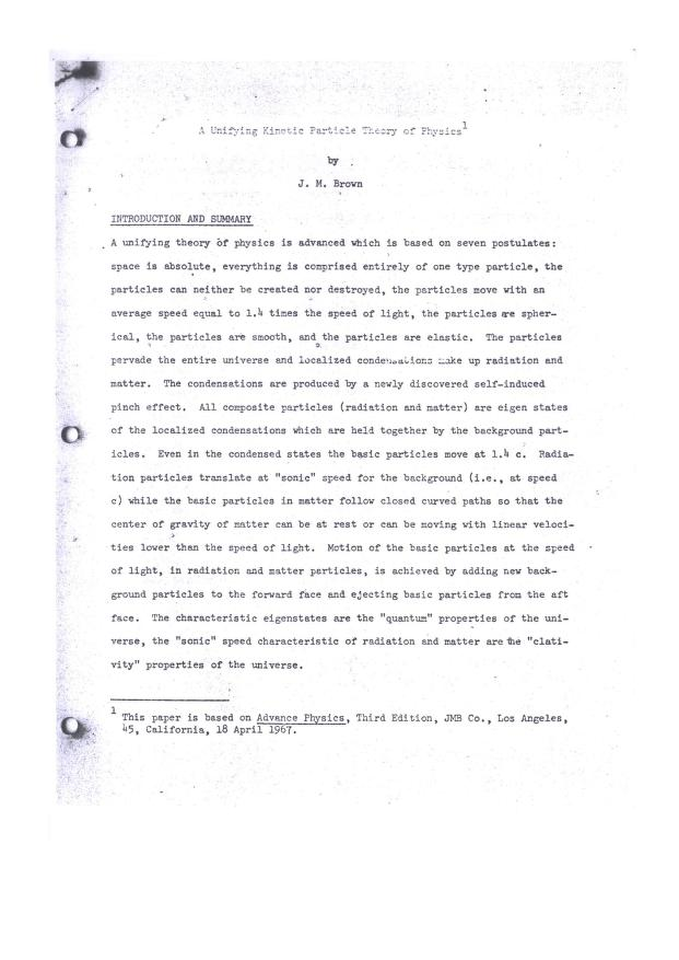 Douglas Aircraft files (UFO related)