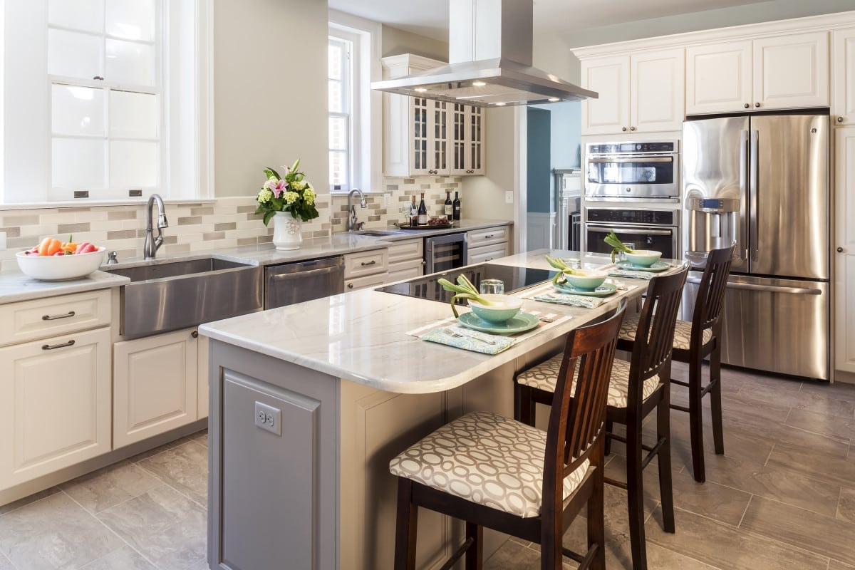guilford kitchen remodel kitchen remodeling baltimore After Photos of Baltimore Kitchen Remodel