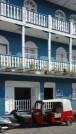 Flores, Palenque, San Cristobal: Abschied vom Hotel Aquazul