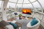 Samsung's Ultimate Room With A View On The London Eye