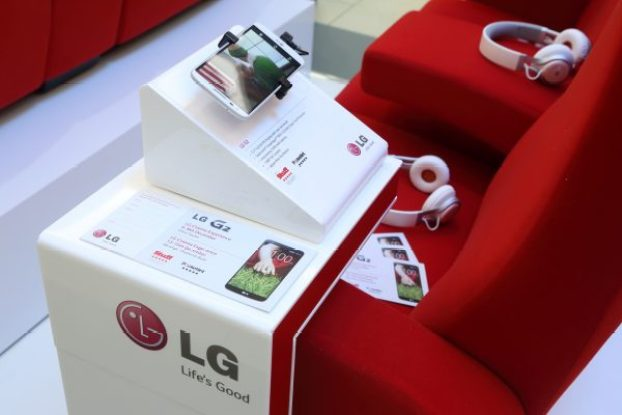 LG POP UP
