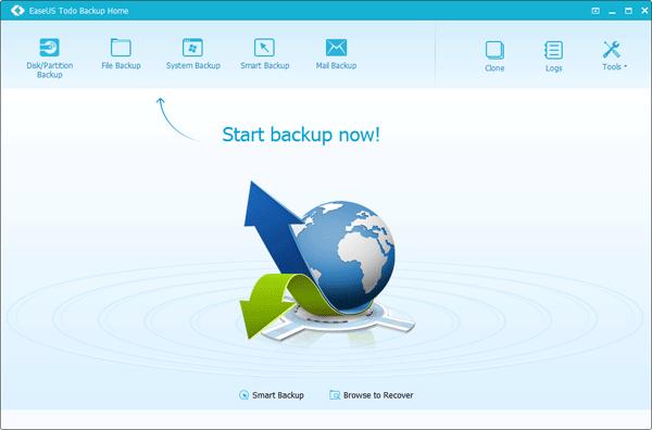 EASEUS - home-backup-software