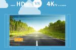 HD VS 4K